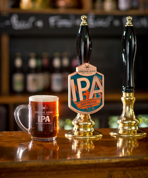 Greene King Brewing & Brands