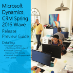 MSCRM 2016 Release Preview Guide